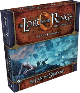 Lord of the Rings : The Card Game – A Saga Expansion – The Land of Shadow